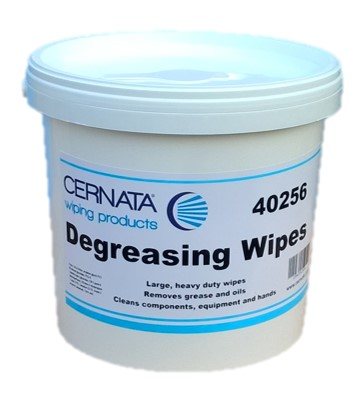 CERNATA� General Surface and Hand Degreasing Wipes