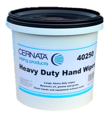 CERNATA� Heavy Duty Hand and Surface Wipes