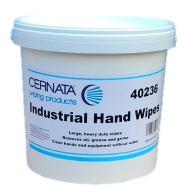 CERNATA� Industrial Hand and Surface Wipes
